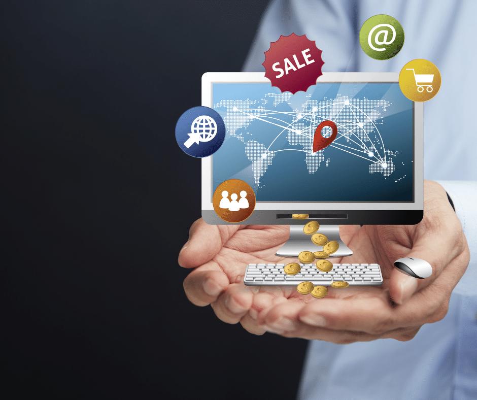 Online Sales using Sales Funnels