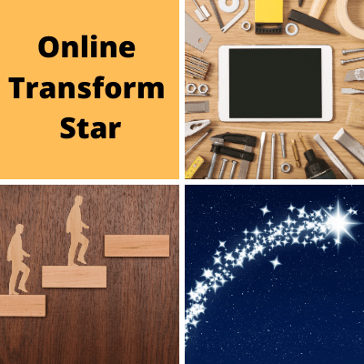 Online Transform Start Resource Tools